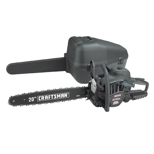 Save $104.30 Off Craftsman Gas Chain Saw