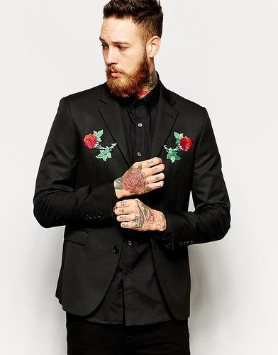 Get 40% Off + Extra 10% off Men's Slim Fit Blazer