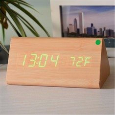 Get $2.82 Off LED Alarm Clock