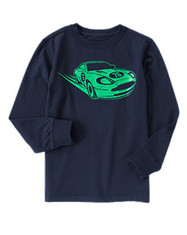 Get Boys' Long Sleeve Tee at $10.49