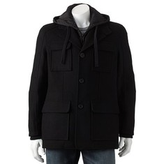 Extra 15% Off Men's Hooded Jacket