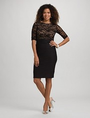 Save 50% Off + Extra 10% Off Tiered Lace Dress