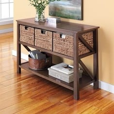 Extra 15% Off Sonoma 4-pc. Console Table Set
