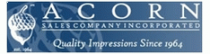 Acorn Sales Company Coupon Codes