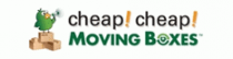 Cheap Cheap Moving Boxes Coupons