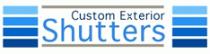 custom-exterior-shutters Promo Codes