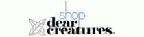 dear-creatures Coupon Codes