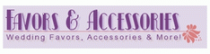 Favor And Accessories Coupon Codes