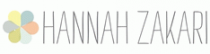 hannah-zakari-uk Coupon Codes