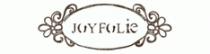 Joyfolie Coupons