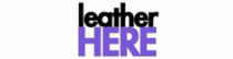 LeatherHERE Coupon Codes
