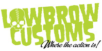 Lowbrow Customs Promo Codes