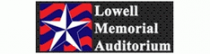 lowell-memorial-auditorium Coupons