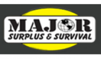 major-surplus-survival Promo Codes