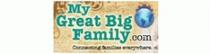 mygreatbigfamilycom Coupons