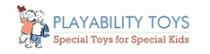 Playability Toys Coupons