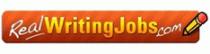 real-writing-jobs Coupons