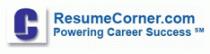 resume-corner-inc Coupon Codes