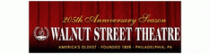 Walnut Street Theatre Coupon Codes