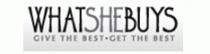 whatshebuys Promo Codes