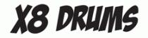 x8-drums
