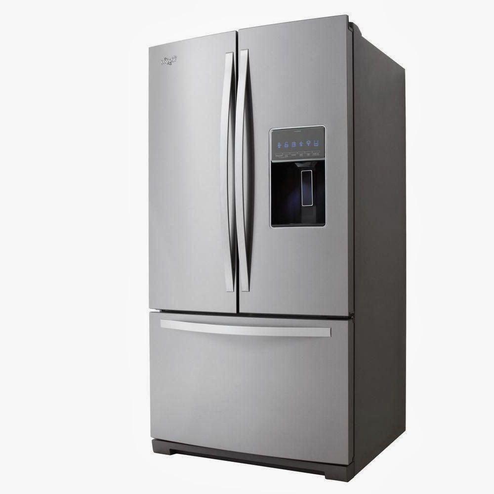 whirlpool french door refrigerator manual