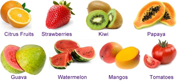 fruits for healthy hair you will know them by their fruits