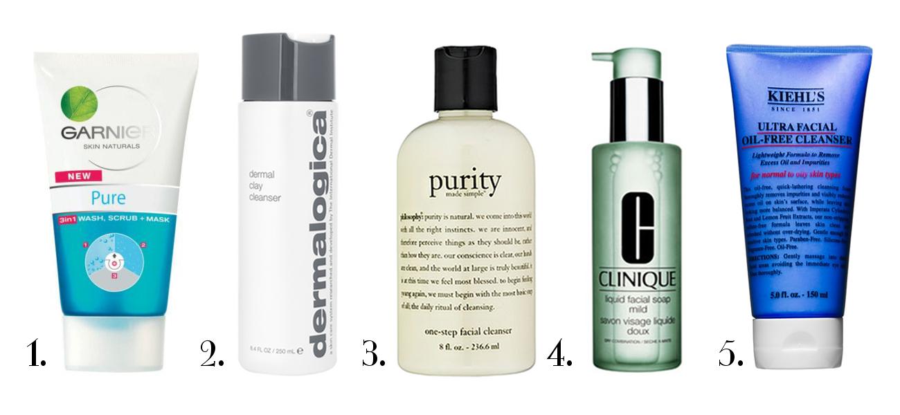 Skincare routine for oily skin india