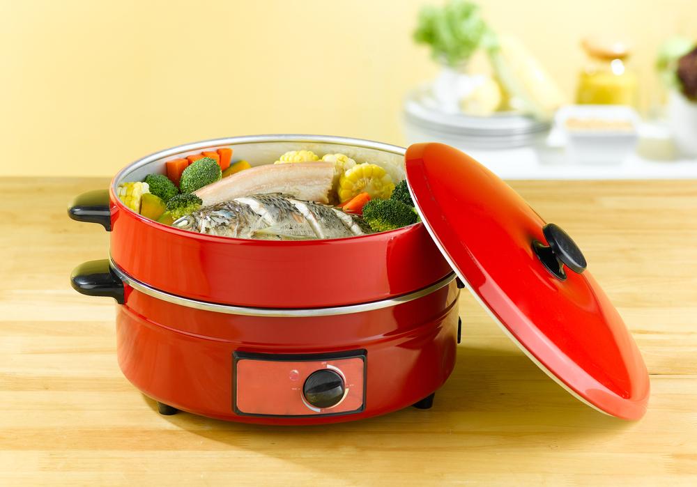steam-cooker