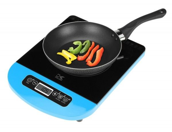 Black/Blue/Red/Silver Induction Cooking Plate