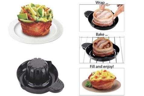 Bacon Bowl-2 Pack