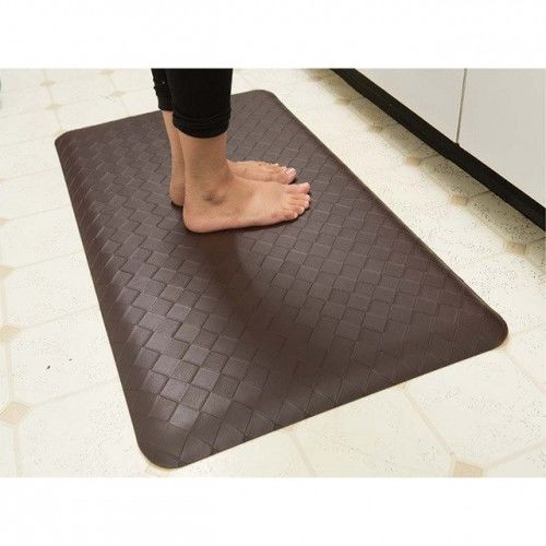 Anti Fatigue Memory Foam Kitchen Mat Assorted Colors