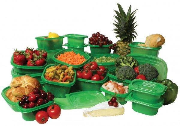 Always Fresh Airlock Food Storage Set