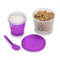 Cereal To-Go Cup- 2 Pack